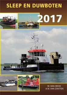 Sleep en Duwboten 2017 Scheepvaart Jaarboek