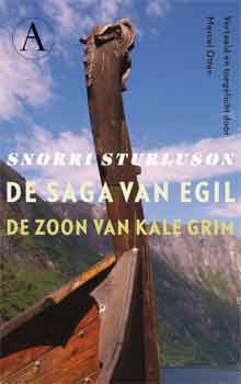 Snorri Sturluson De saga van Egil Recensie IJslandse Saga