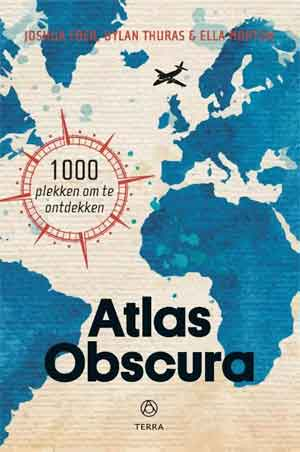 Atlas Obscura Recensie Reisboek