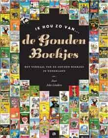Boek over de Gouden Boekjes Ik hou zo van de Gouden Boekjes
