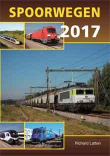 Boeken over Treinen en Spoorwegen 2017