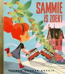 Gouden Boekje Emanuel Wiemans - Sammie is zoek