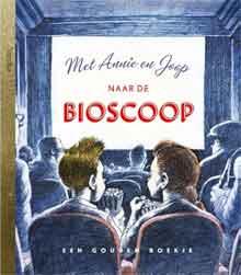 Gouden Boekje Freek de Jonge Met Annie en Joop naar de bioscoop