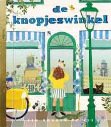 Gouden Boekje Tjibbe Veldkamp - De knopjeswinkel