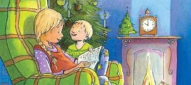 Kerstverhalen voor Eva