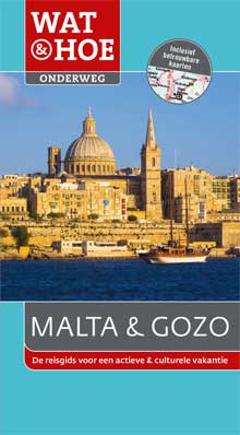Malta & Gozo Reisgids 2017 Wat & Hoe Onderweg