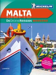 Malta Reisgids Michelin De Groene Reisgids 2017