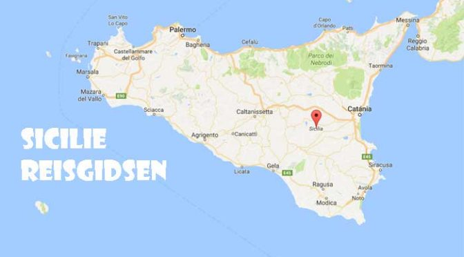 Nieuwe Sicilië Reisgidsen Overzicht