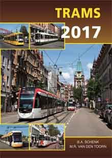 Trams 2017 Jaarboek