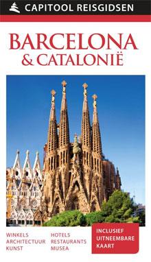 Barcelona Reisgidsen Capitool Barcelona en Catalonie
