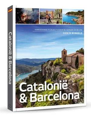 Catalonië en Barcelona Reisgids Edwin Winkels