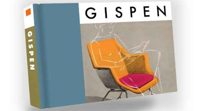 Gispen Boek Tentoonstelling Recensie Informatie Biografie