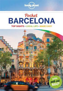 Lonely Planet Barcelona Reisgids