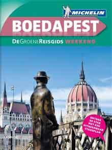 Boedapest Reisgids Michelin De Groene Reisgids Weekend