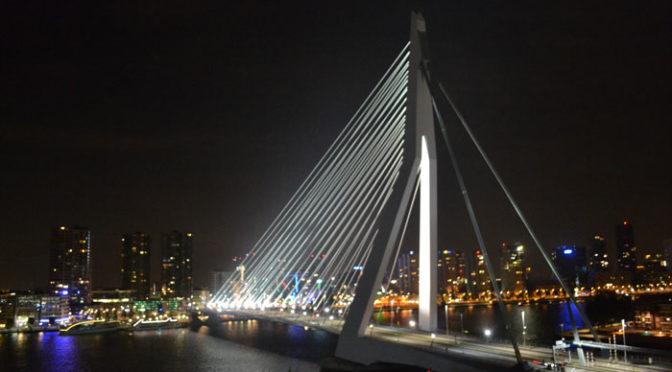 Boeken over Rotterdam