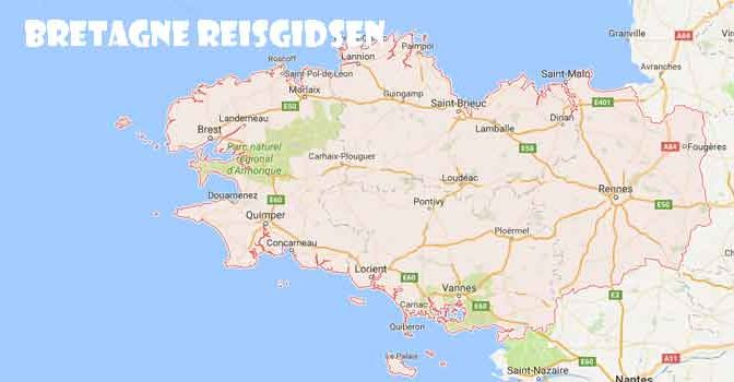 Bretagne Reisgidsen