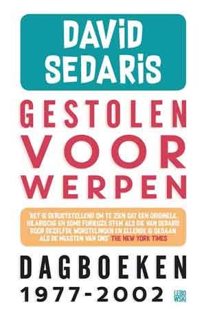 David Sedaris Gestolen voorwerpen Dagboek Recensie
