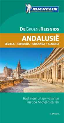Michelin Groene Reisgids Andalusie