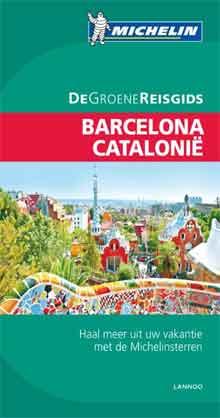 Michelin Groene Reisgids Barcelona Catalonie