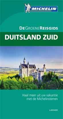 Michelin Groene Reisgids Duitsland Zuid