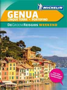 Michelin Groene Reisgids Genua