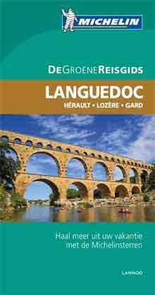 Michelin Groene Reisgids Languedoc