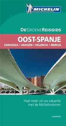 Michelin Groene Reisgids Oost Spanje