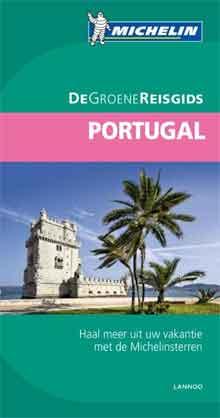Michelin Groene Reisgids Portugal