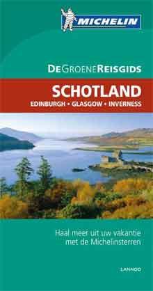 Michelin Groene Reisgids Schotland