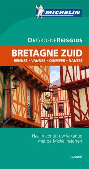 Michelin Reisgids Bretagne Zuid