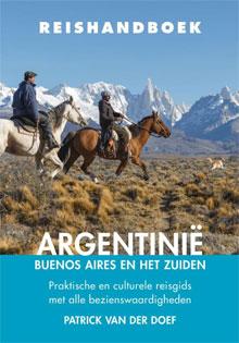 Reishandboek Argentinie Buenos Aires en het zuiden