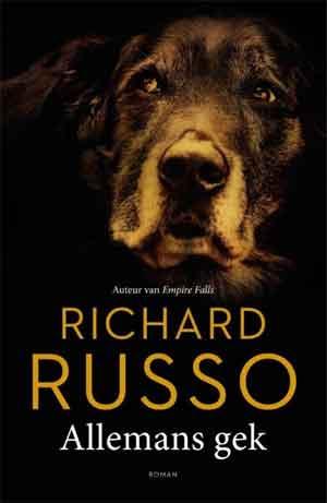 Richard Russo Allemans gek Recensie ★★★★ Waardering