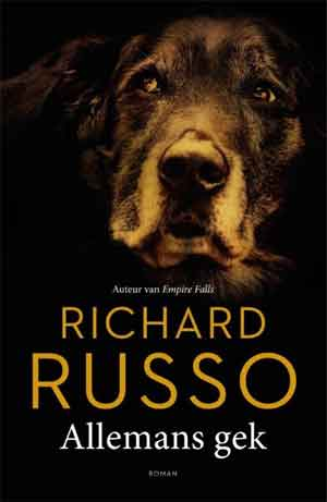 Richard Russo Allemans gek Recensie