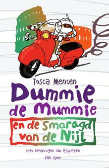 Tosca Menten Dummie de Mummie en de smaragd van de Nij