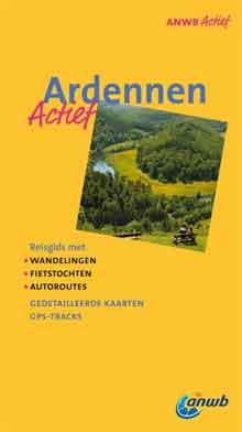 ANWB Actief Reisgids Ardennen