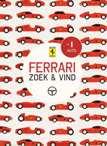 Autoboeken Kinderen Ferrari Zoek & Vind