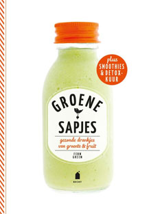 Groene Sapjes Recensie Boek Recepten Smoothies