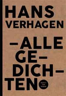 Hans Verhagen Alle gedichten Verzamelde poezie