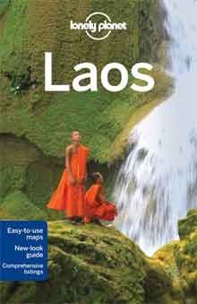Laos Reisgidsen Lonely Planet Laos