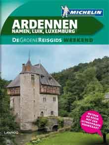 Michelin Groene Reisgids Ardennen