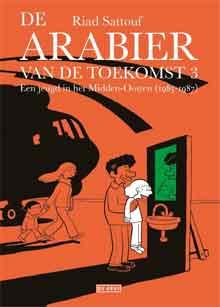 Riad Sattouf De arabier van de toekomst 3 Recensie