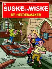 Suske en Wiske De Heldenmaker Recensie