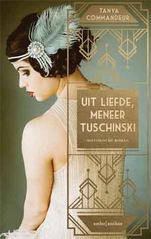 Tanya Commandeur Uit liefde meneer Tuschinsky Recensie