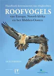 Vogelgids Roofvogels van Europa Noord-Afrika en het Midden-Oosten