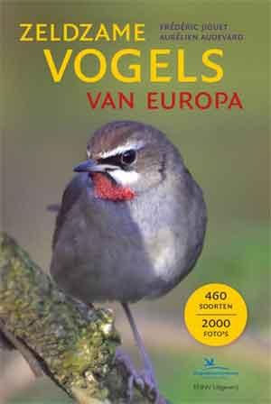Vogelgids Zeldzame vogels van Europa