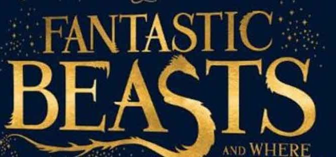 J.K. Rowling Fantastic Beasts and where to find them Recensie