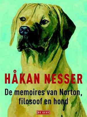 Håkan Nesser De memoires van Norton, filosoof en hond Recensie