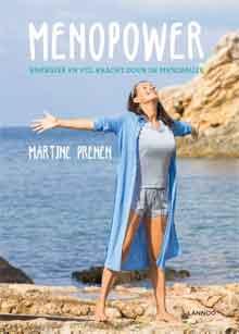 Martine Prenen Menopower Recensie Menopauze Boek