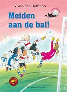 Meiden aan de bal Nieuwe Kinderboeken Mei 2017