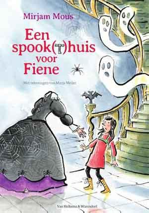Mirjam Mous Een spookthuis voor Fiene Recensie